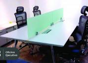 Renta de oficinas físicas y virtuales