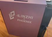 Nueva máquina minera de bitcoin linzhi phoenix 260