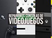 Reparacion de video juegos en torreÓn!