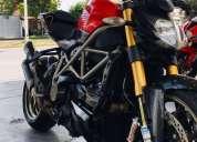 Ducati street fighter 1098 2010, contactarse.