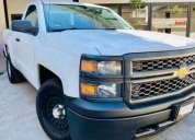 Chevrolet silverado 2015 2p