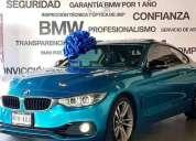 Hermoso bmw serie 4 2018 2p coupe sport line l4 2.0t