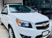 Chevrolet aveo 2017 4p ls l4 1 6 man
