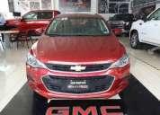 Chevrolet cavalier 2019 4p premier l4 1 5 aut c. excelente oportunidad