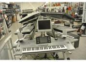 Yamaha tyros5,pioneer dj cdj-2000nxs2,korg pa4x w