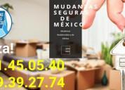 Fletes y mudanzas economicas seguras de mexico