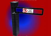 Torniquete clip unidireccional