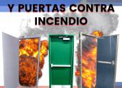 Norma nfpa 80 y puertas contra incendio