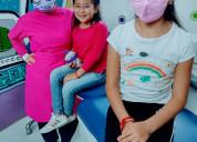 Especialistas en odontopediatria
