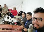 Marimba en iztacalco