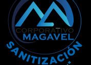 Magavel sanitizacion y desinfeccion