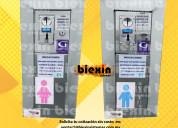 Control de acceso a baÑos pÚblicos