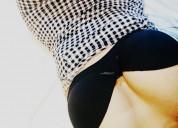 Tetona, nalgona, delgada, vientre plano, acinturad