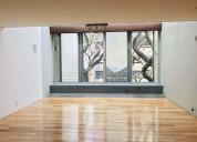 Penthouse con excelentes espacios, polanco