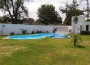 Se renta casa 3 recamaras, en agave azul,  san jua