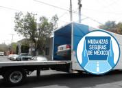 Mudanzas seguras de méxico azcapotzalco 5541450540