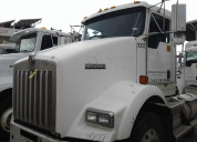 Kenworth año 2008 t600 paquete motor ism 10 vel