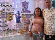 Animadora para tu baby shower con promocion