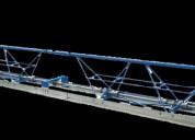 Reglas vibratorias / regla modular 6m.